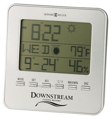 Howard Miller Weather View Clock (Blank)