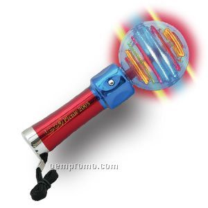 Mini Spinner Light Up Wand