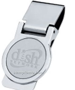 Round Money Clip
