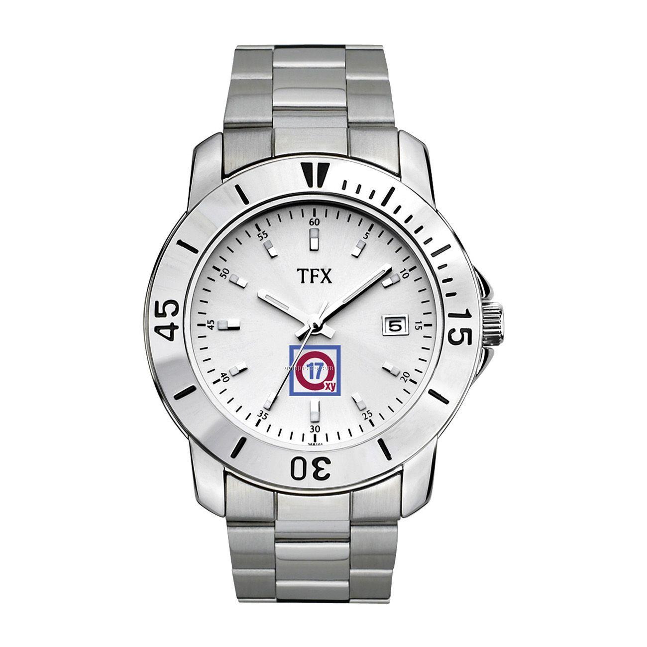 Tfx Distributed By Bulova- Men's Analog Wrist Watch