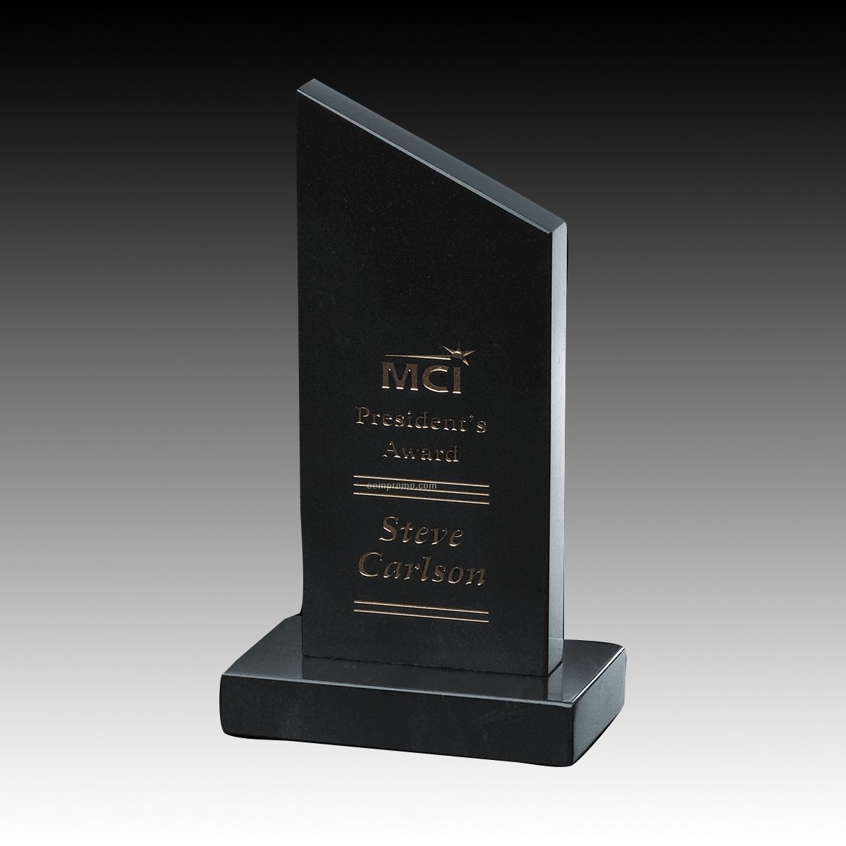 "7-1/2"" Newport Marble Award"