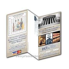 """Full Color Brochures-2 Sided, 11"""" X 17"""""""