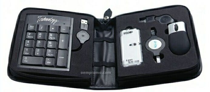 The Number Pad 4 Piece Computer Accessory Kit