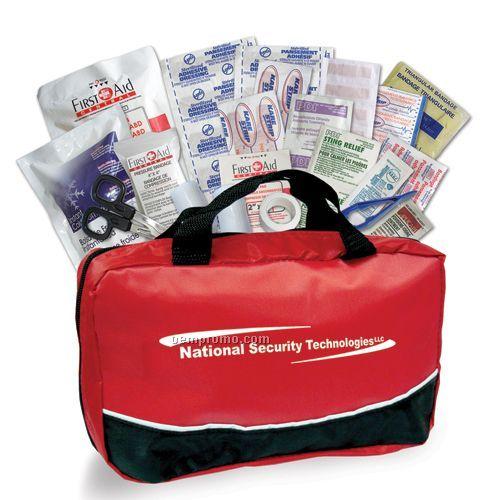 First Aid Aid W/Nylon Bag