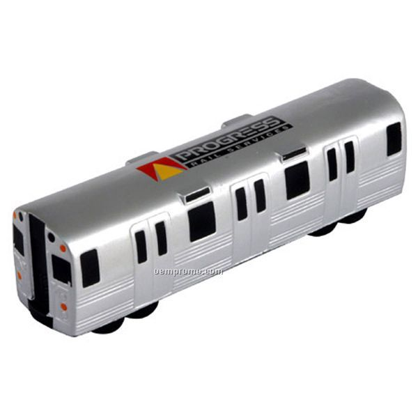 Metro Train Squeeze Toy