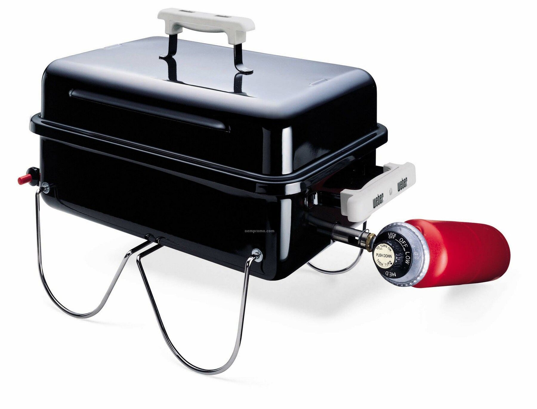 Weber Gas Go-anywhere Grill