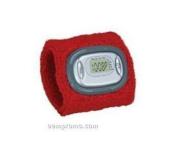 Wristband Pedometers