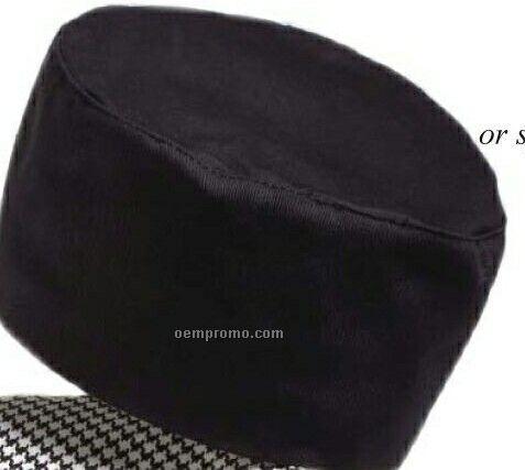 Baker's Cap - Black