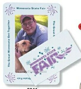 Magnetic Photo Frame / Business Card Magnet