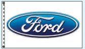 Stock Dealer Logo Flags - Ford