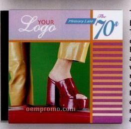 The 70's Music CD
