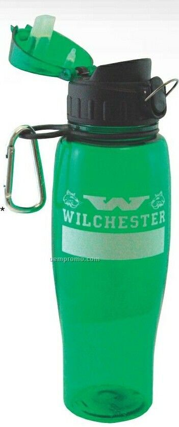 24 Oz. Quencher Water Bottle (Polycarbonate)
