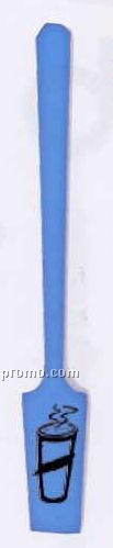"5"" Stock Spatula Stirrer W/ 1 Color Imprint"