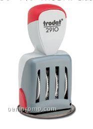 "Trodat Classic Round Date Stamp (1 5/8"" Diameter)"