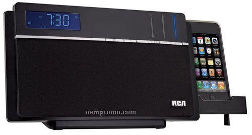 Rca Rc60i Ipod/Iphone Dock Radio