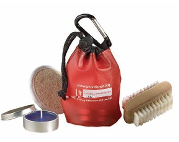 Renew Carabiner Bath & Body Kit