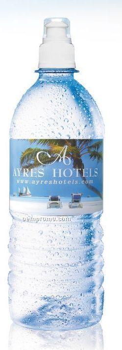 33.8 Oz. Water Bottle