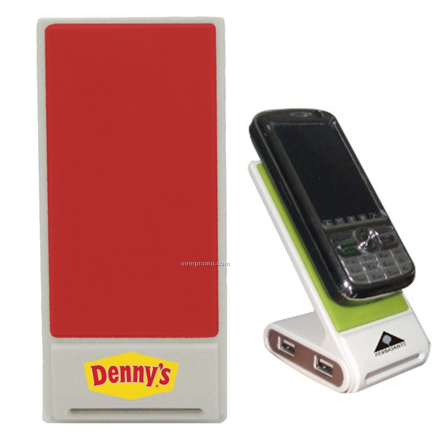 Hub / Phone Holder