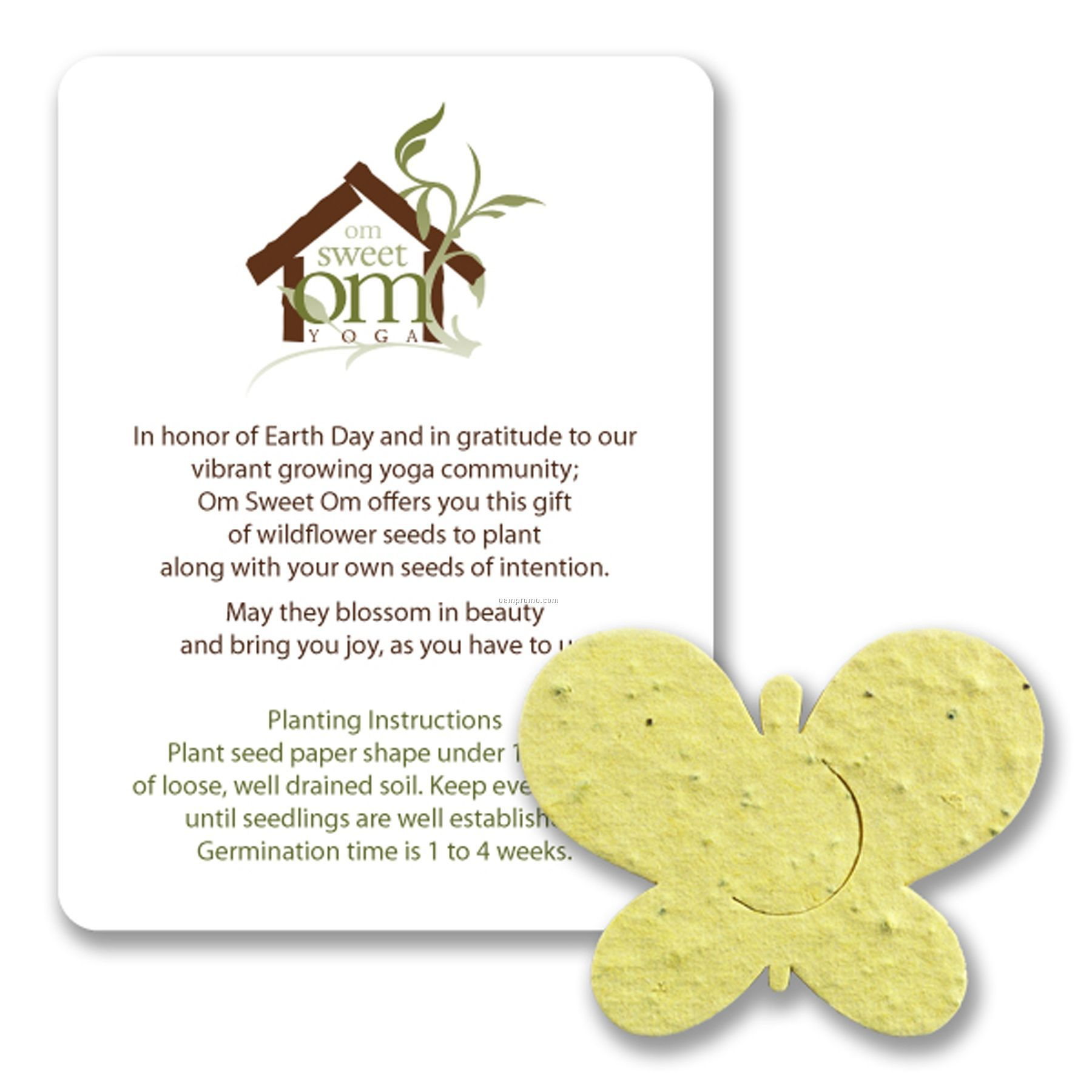 Seed paper invitations | Homework Writing Service