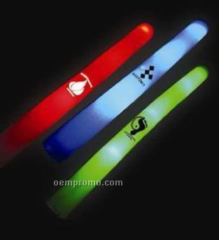 Foam Cheer Batons,Light Up Foam Baton