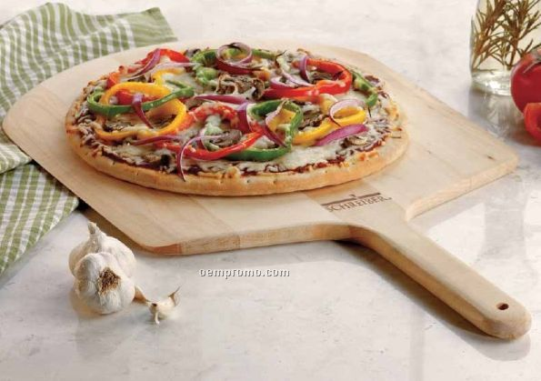 Bamboo Pizza Peel Board