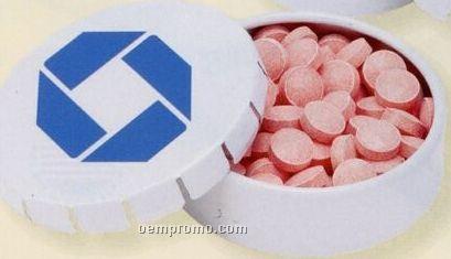 Mini Mints In Small Clic Clac Tin