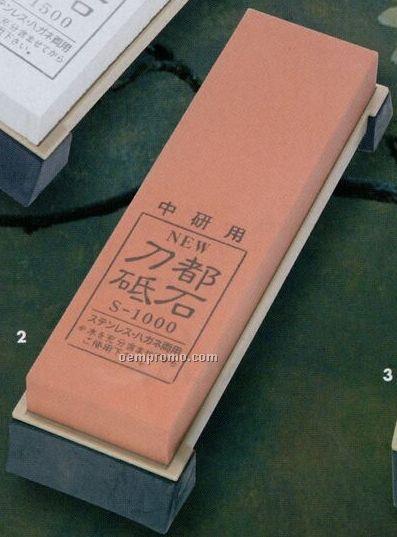 Nakato Japanese Benchstone - Medium/1000 Grit / Blank