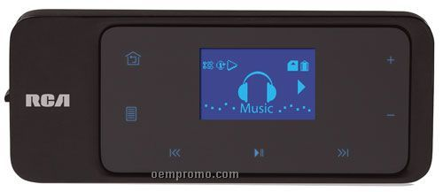Rca Th2002 2gb Mp3 Player - Avail Approx June 2010