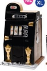 "Slot Machine 5 Specialty Keeper Bank - 7""X6.25""X12"""