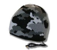 Tooks Brigade Camouflage Headphone Beanie