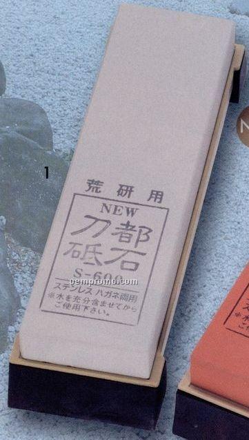 Arato Japanese Benchstone - Rough/ 600 Grit (Blank)