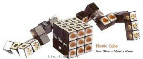 Elastic Cube Puzzle Cube