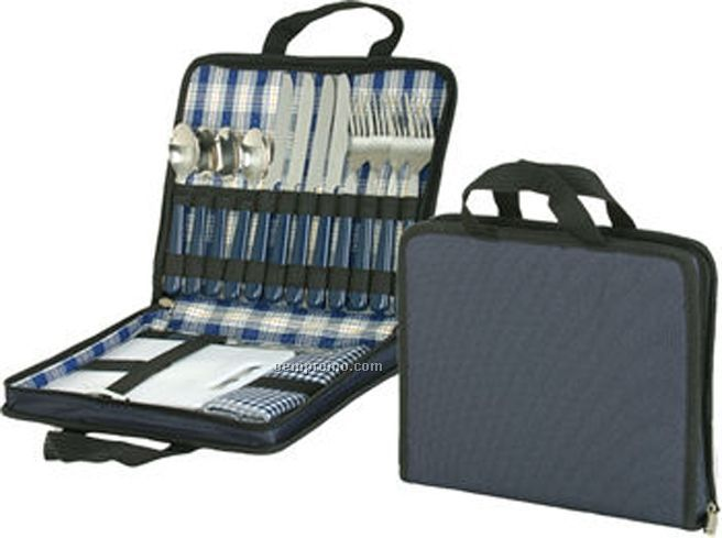 Picnic Carry Case For 4