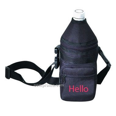 Polyester Bottle Holder Pack