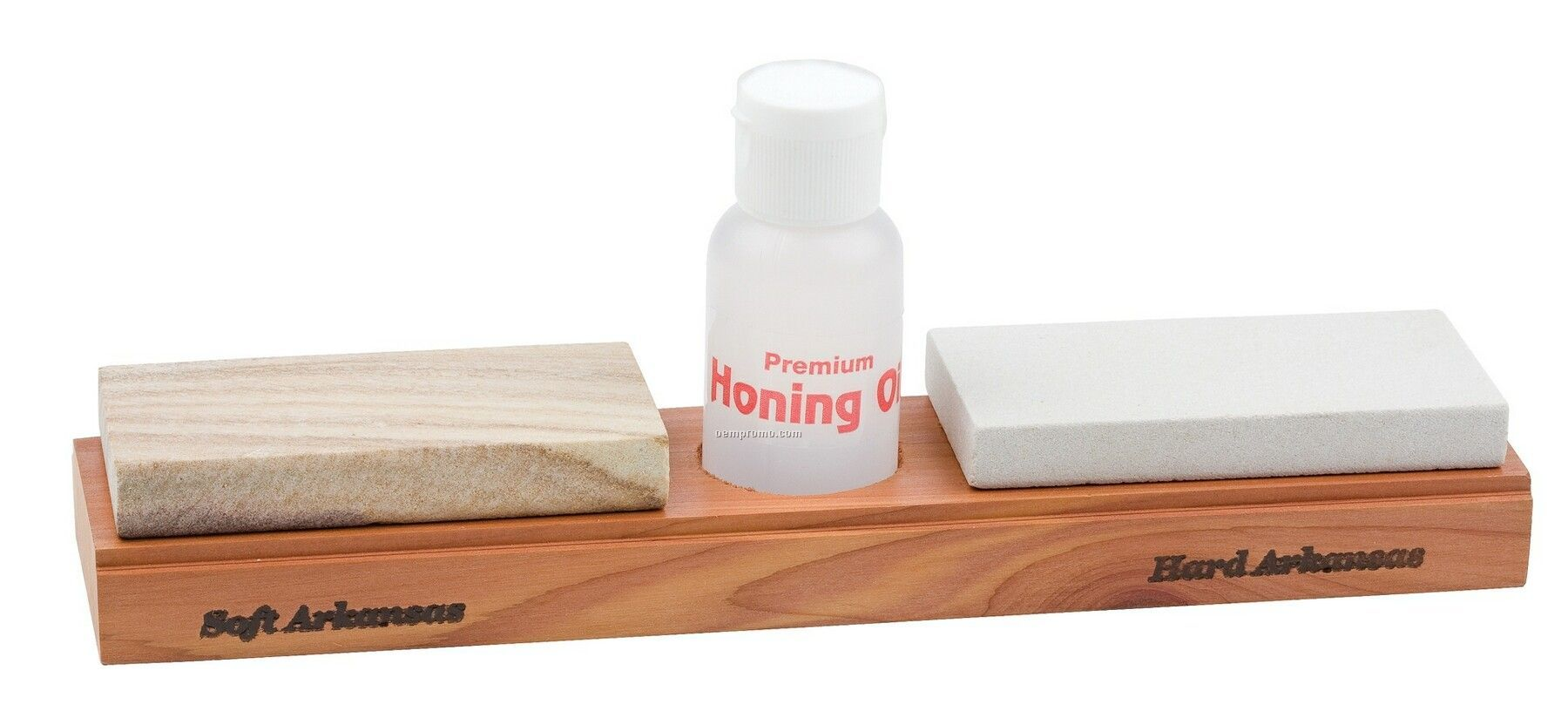 Sharpening Stone With Honing Oil