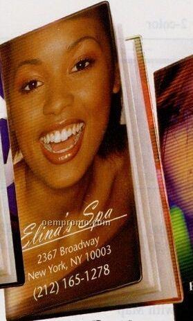 Address Book Full Color Vinyl Cover Planner