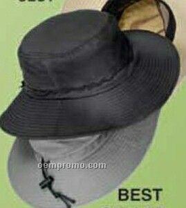 Microfiber Bucket Hat