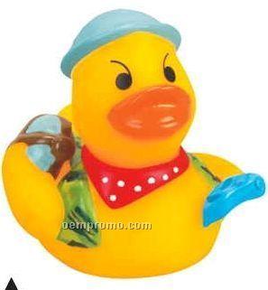 Mini Rubber Travel Duck