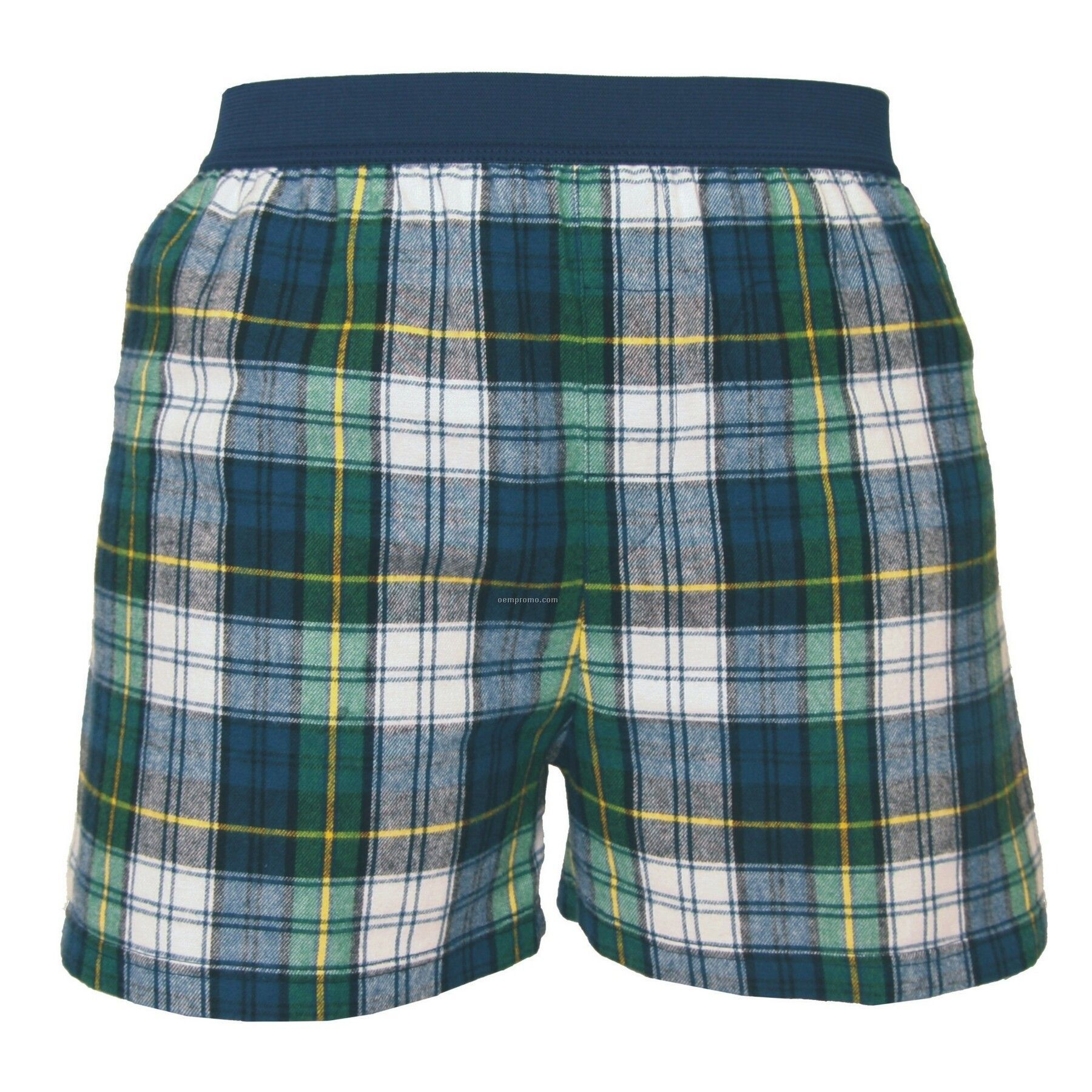 Youth Campbell Plaid Classic Boxer Short