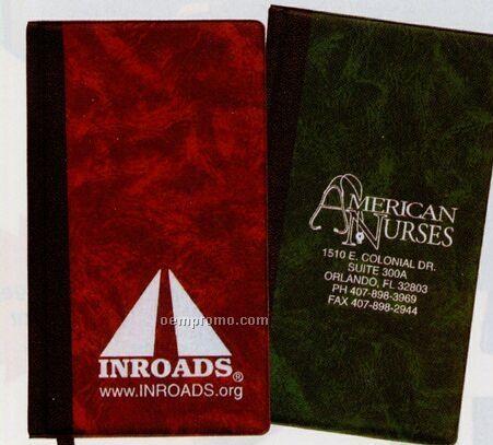 Address Book Florence Designer Hard Cover Planner