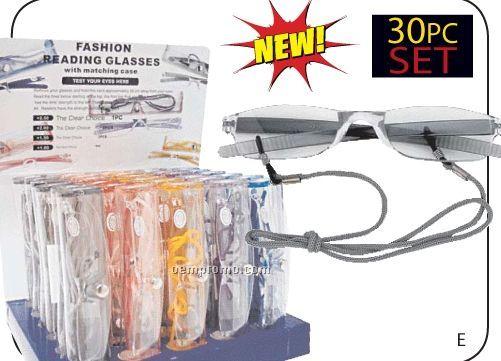 30 PC Thinline Reading Glasses