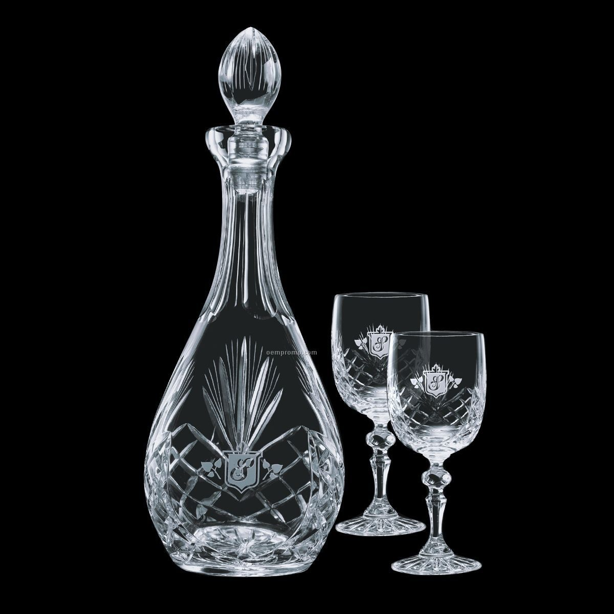 Decanters china wholesale decanters page 17 for Wine carafes and decanters