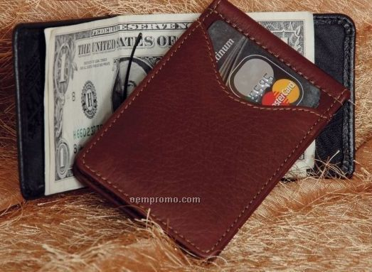 Burro Canyon Slim Line Money Clip/ Wallet