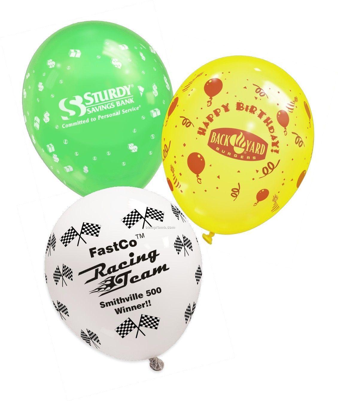 Pearl Latex Wrap Balloons