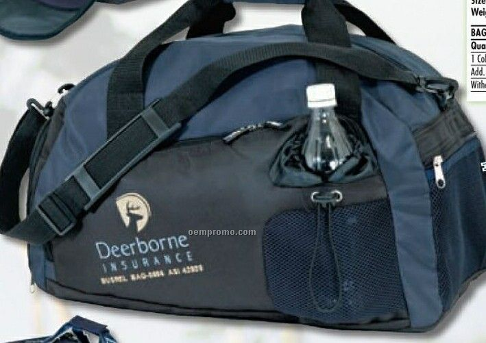 Sport Bag W/ Shoe Compartment