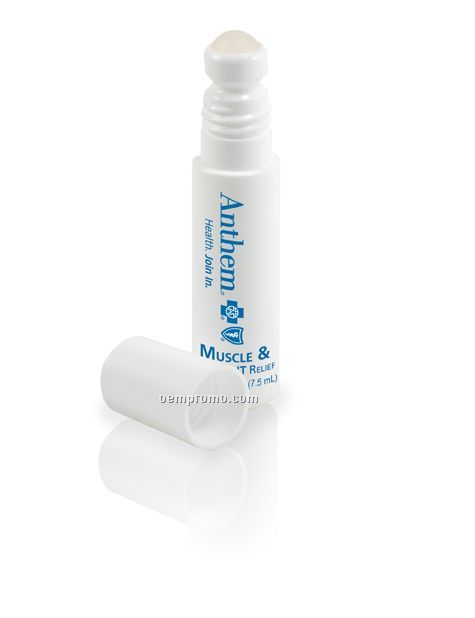 White Bottle, Mini Roll On 0.25 Fl Oz
