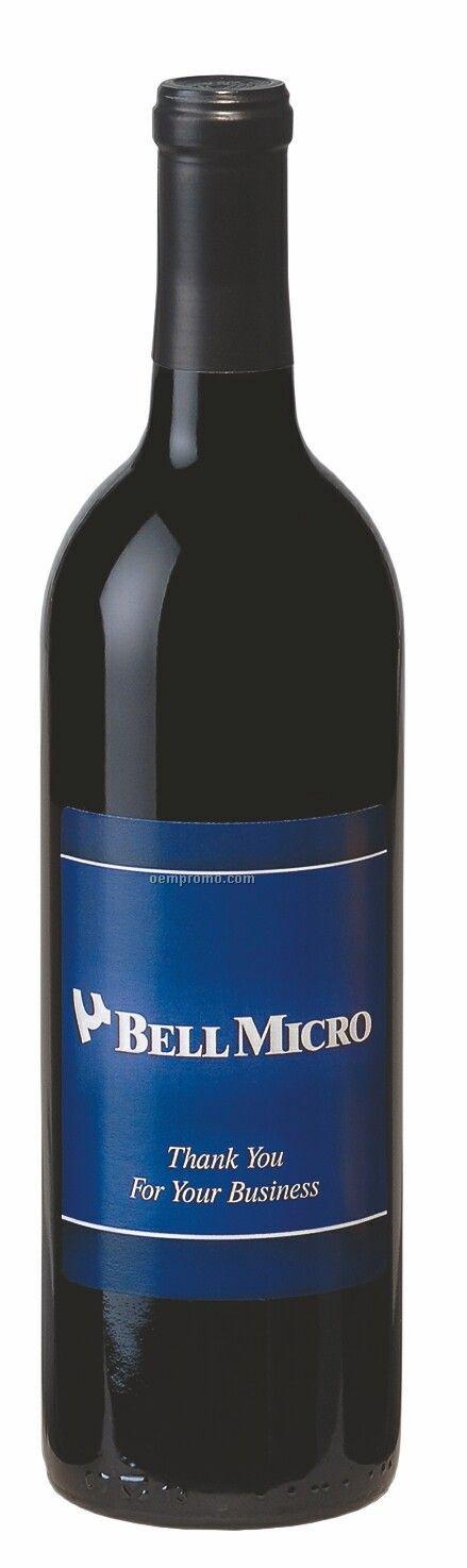2007 Wv Petite Sirah, Mendocino County (Custom Labeled Wine)