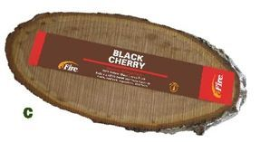 All Natural Wood Gourmet Grilling Planks (Black Cherry)