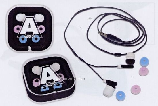 Ear Buds (Factory Direct 8-10 Weeks)