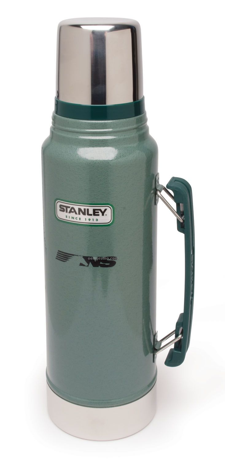 how to clean a stanley thermos